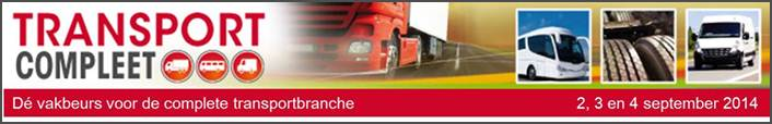 Transport Compleet Beurs 2014