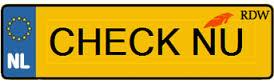 RDW_kenteken_check